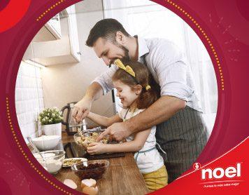 recetas sencillas - galletas noel