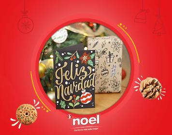 Crea tu tarjeta personalizada para regalar en Navidad