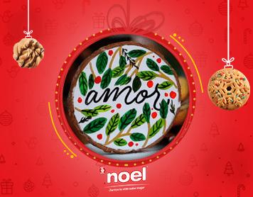Aprende a crear tu propia decoración navideña con My Lettering y Galletas Noel