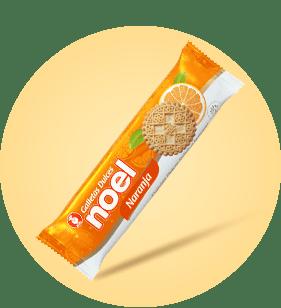 Noel Tropical Naranja